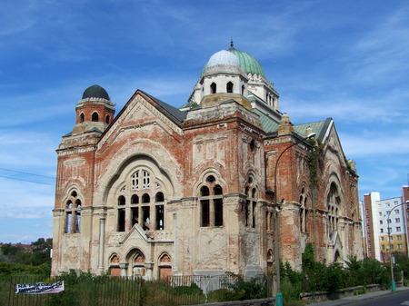 synagogue: Abandoned synagogue