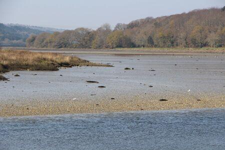 fundus: The Goyen river in Pont-Croix