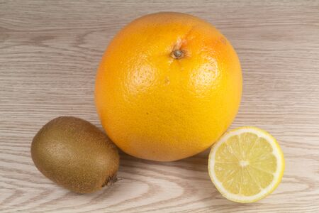Fruits good for health during winter because they are full of vitamin C Imagens