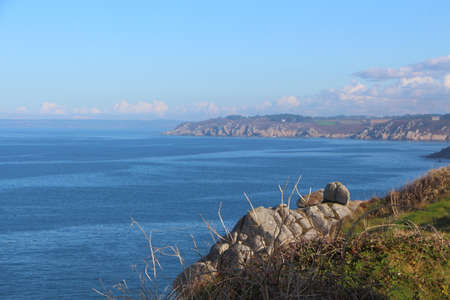 Douarnenez Bay and the coast