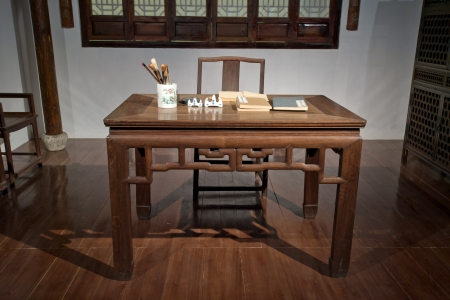 woodcarving: Antique wood