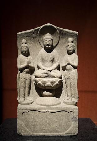 Buddha Figurine photo