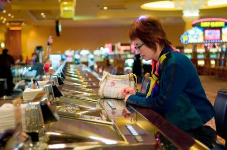 people enjoying in casino
