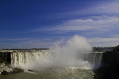 Magnificient Niagara Falls photo