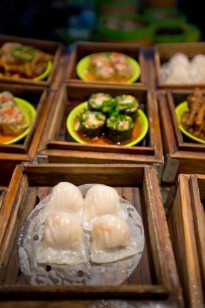 Dim Sum in chinese