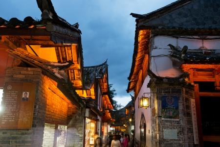yunnan: The Old Town of Lijiang,Yunnan province,China