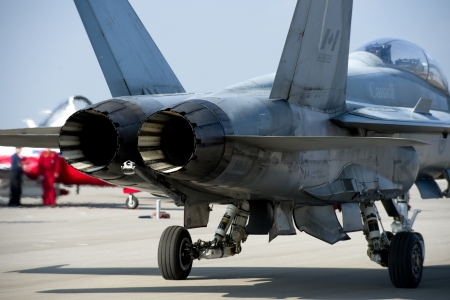 f-16 Jet fighter  - Stock Image