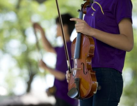 violins: Music