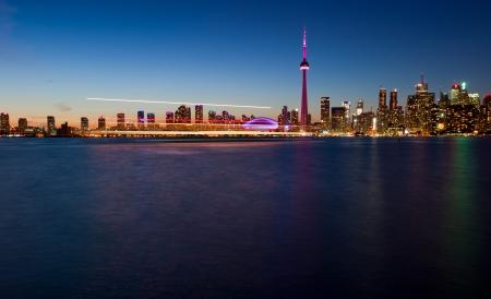 ligh: Toronto city ligh