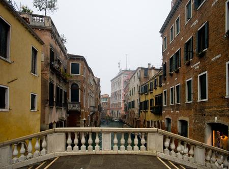 run down: Grand Canal, Venice