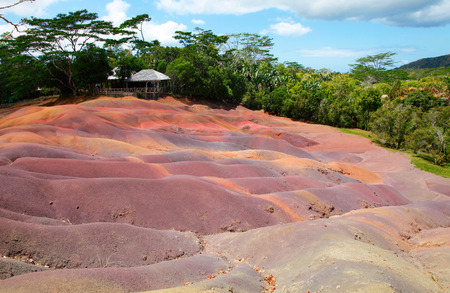 Mauritius Coloured Earths