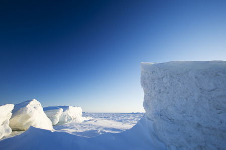 Jokulsalon Glacial lagoon Imagens