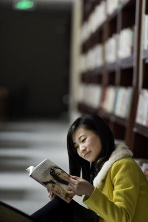 18 19: student at the library