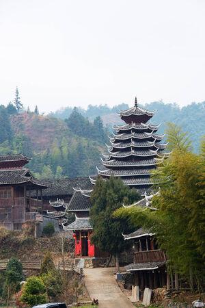 Rustic Dong village Tangan  Redakční