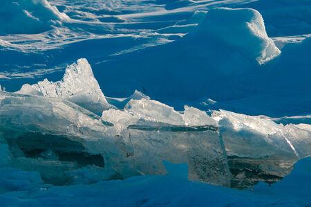 breaking: Breaking glacier