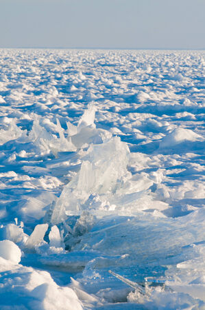 floats of ice photo
