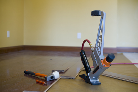 redecorating: Home improvement, floor installation