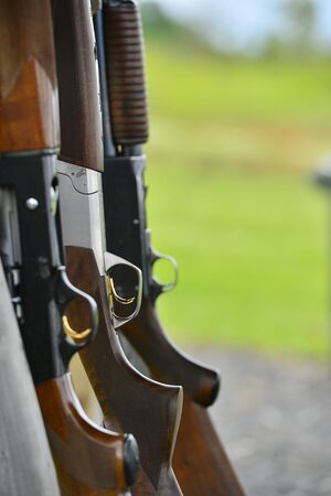 Sport guns photo
