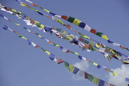 Buddhist Monastery at Nepal