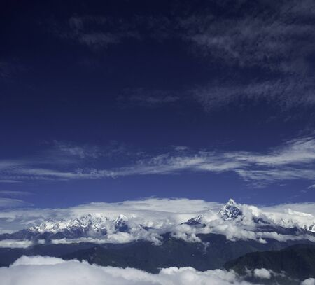 Everest Region of the Himalayas, Nepal.