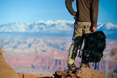 wilderness area: Islands in the Sky, Canyonlands, Utah