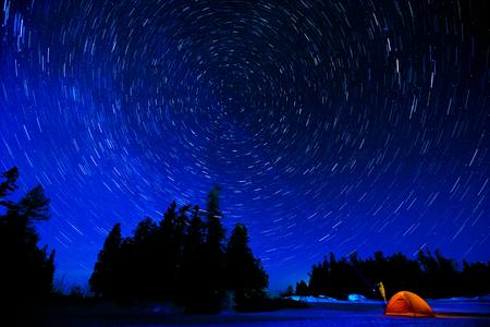 murk: Night sky.