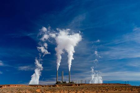 powerplant: Coal-Fired Power Plant