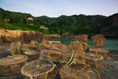 commercial fishing net: Commercial Fishing Net.