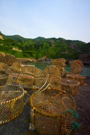 commercial fishing: Commercial Fishing Net.
