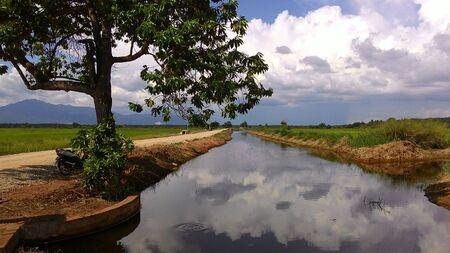 a beautiful landcape