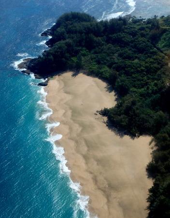 When The Ocean Meets The Sand Zdjęcie Seryjne