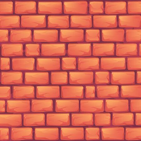 Red brick wall background Фото со стока - 30783112