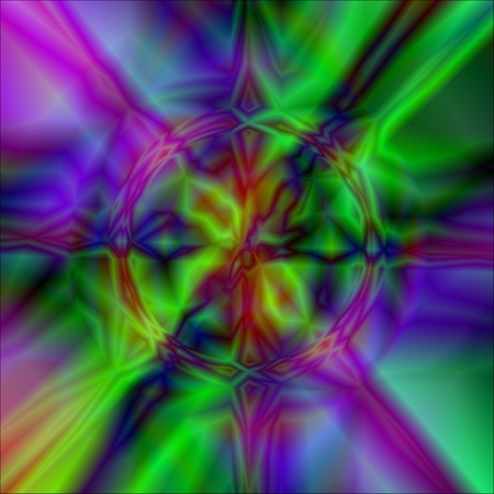 Matrix colorful background