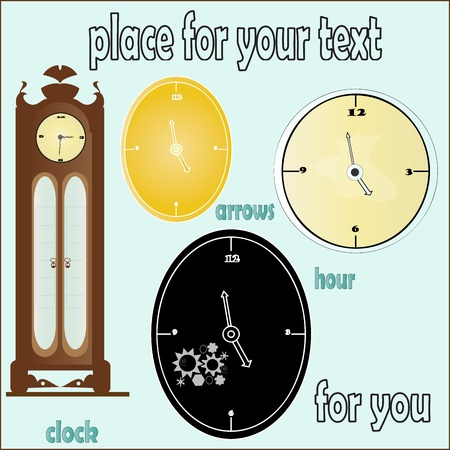 watch on a light background your text example