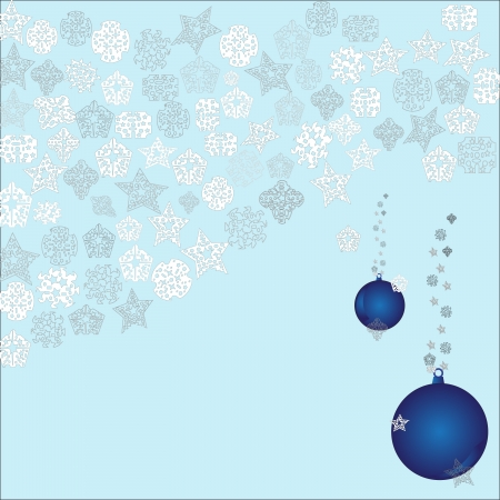painted  Christmas background