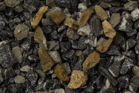 pebble and heart photo