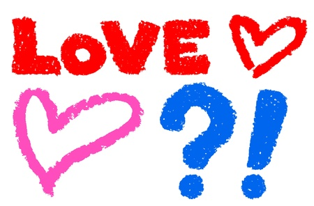LOVE Heart    Illustration