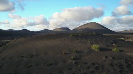 Volcanoes of Lanzarote