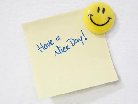 Que tengas un buen día