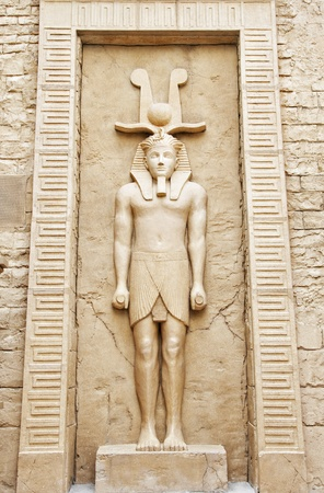 Egyptian Statue  Stock Photo - 8834226