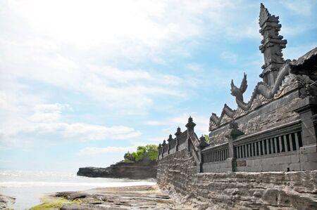 Tanah Lot Temple, Bali Stock Photo - 9611115