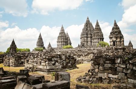 Hinduism Prambanan temple