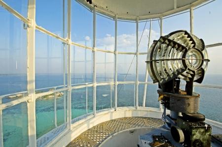 Im Leuchtturm Standard-Bild - 17121641