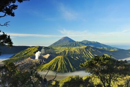 Mount Bromo, Java, Indonesien Standard-Bild - 17980339