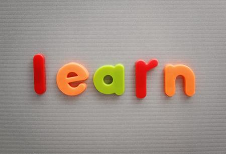 Learn photo