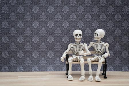 conversaciones: conversaciones esqueleto