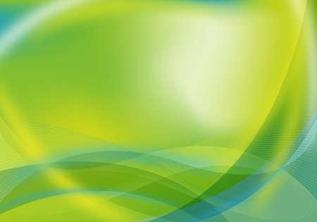 abstract, groene en blauwe achtergrond voor ontwerp