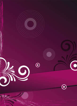 abstract pink background cardflyer for design photo