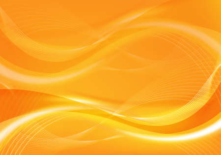 abstract orange background for design photo