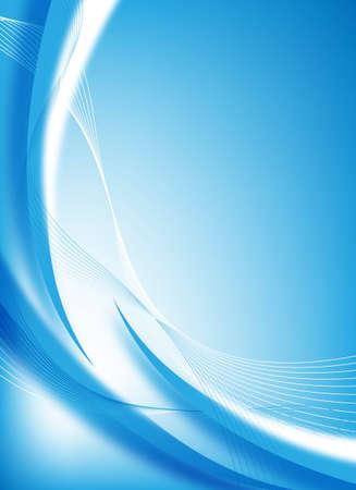 abstract blue futuristische achtergrond voor ontwerp